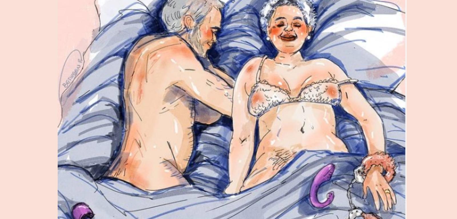 szex idős korban